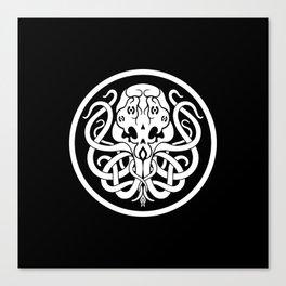 Cthulhu Symbol Canvas Print
