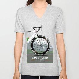 Giro d'Italia Bike Unisex V-Neck