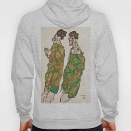 Egon Schiele - Devotion Hoody