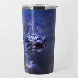 midnight castle Travel Mug