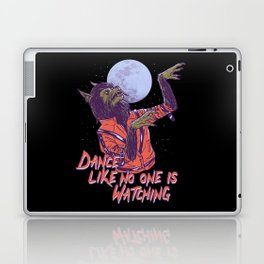 Dance Like No One Is Watching Laptop & iPad Skin