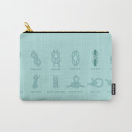 Twelve Knots Carry-All Pouch
