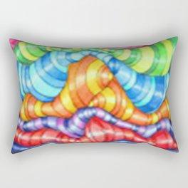 Zizzer-Zazzer Rectangular Pillow