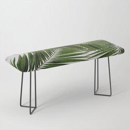 Palm Leaf III Bench