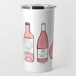 Summer of Rose Travel Mug
