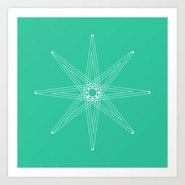 Spin It Art Print