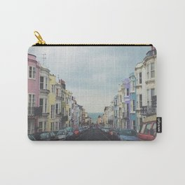 Brighton Houses Carry-All Pouch