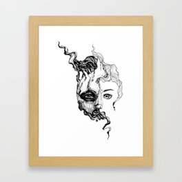 Dark Organics Framed Art Print