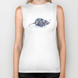 Rat love Biker Tank