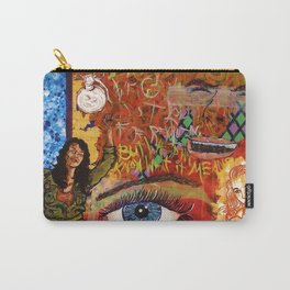 Militant Millie and the Peace Grenade Carry-All Pouch