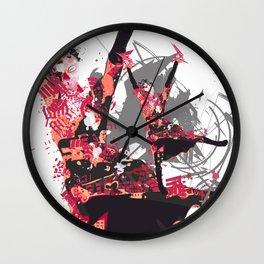 Losing It Wall Clock
