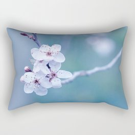 hope springs eternal Rectangular Pillow