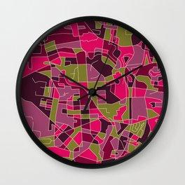 Cuernavaca Wall Clock