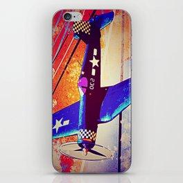 F4U Corsair Pop Art iPhone Skin
