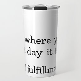 The Easy Breezy Definition of Summer Travel Mug