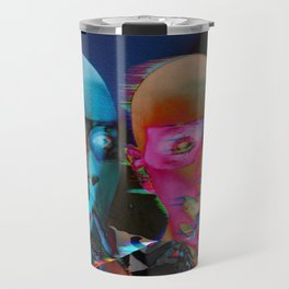 Royal jester girl Travel Mug