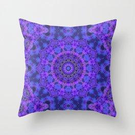 Mandala on my Mind Throw Pillow