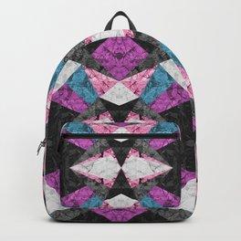 Marble Geometric Background G438 Backpack