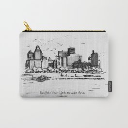Buffalo By AM&A's 1987 Carry-All Pouch