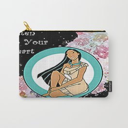 Listen to your heart pog Carry-All Pouch