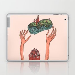 Cousin Itt Laptop & iPad Skin