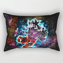 son goku art Rectangular Pillow