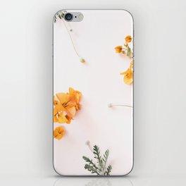 Bougainvillea Blooms iPhone Skin