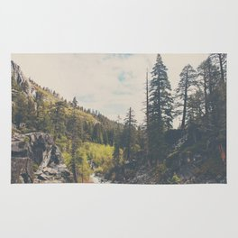 into the wild ...  Rug