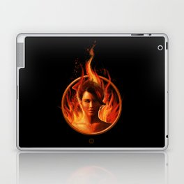 THE MOCKINGJAY Laptop & iPad Skin