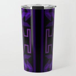 Mandala Hypurplectic-Stereogram Travel Mug