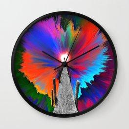 A Curious Kind Wall Clock