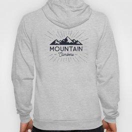 Retro Mountains Hoody