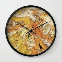 The impossible rocks Wall Clock
