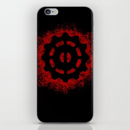 Helm of Awe iPhone Skin