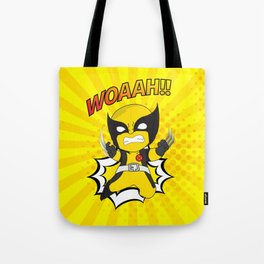 The Angry Men Tote Bag