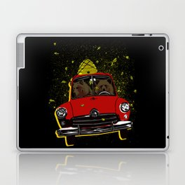 Honey Run Laptop & iPad Skin