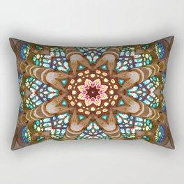 Sagrada Familia - Vitral 1 Rectangular Pillow