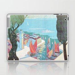 1920 Riva Del Garda Laptop & iPad Skin