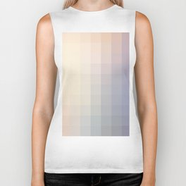 Lumen, Lilac and Violet Light Biker Tank