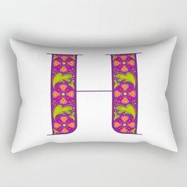 H- Amarilis Rectangular Pillow