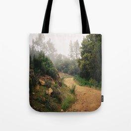 (follow the path) Tote Bag