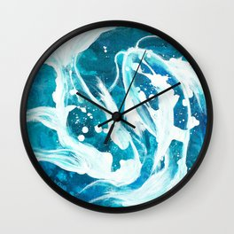 Spirit of the Sea Wall Clock