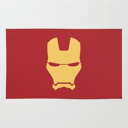 Iron Man Helmet Rug