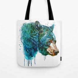 Bear Head Tote Bag