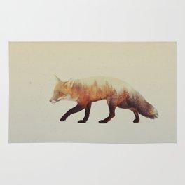 Red Fox (Veluwe V3) Rug