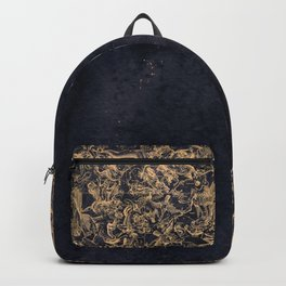 Vintage Constellations & Astrological Signs | Yellowed Ink & Cosmic Colour Backpack