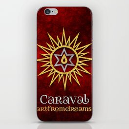 It's all a game - Caraval iPhone Skin