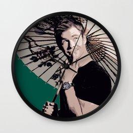 Chris Hemsworth 3 Wall Clock