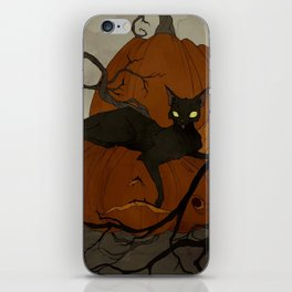 The Pumpkin Patch iPhone Skin