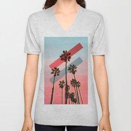 California Vibes Unisex V-Neck